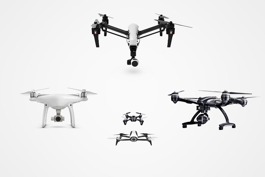 fc322cd378a Jaký dron si vybrat a kolik stojí  Podle čeho vybírat  - DRONED.CZ